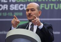 İçişleri Bakanı Süleyman Soylu'nun Kiev Güvenlik Forumu Konuşması – 12 Nisan 2018